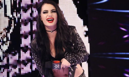 Paige WWE Images