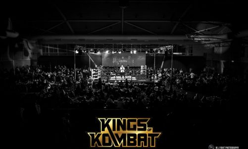 Hisham Hanna Kick Boxing