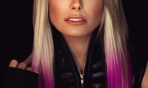 Alexa Bliss WWE Undertaker Photoshoot