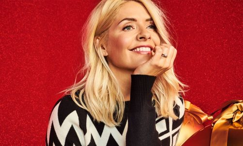 Holly Willoughby M&S 2020 Christmas