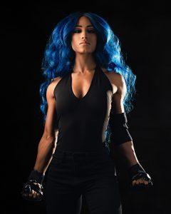 New Sasha Banks Undertaker Photoshoot Pics (4)