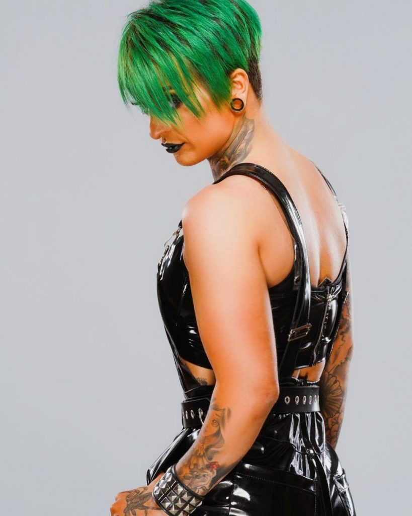 Ruby Riott New Hair WWE Image (2)