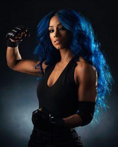 Sasha Banks WWE Undertaker Photoshoot (5)