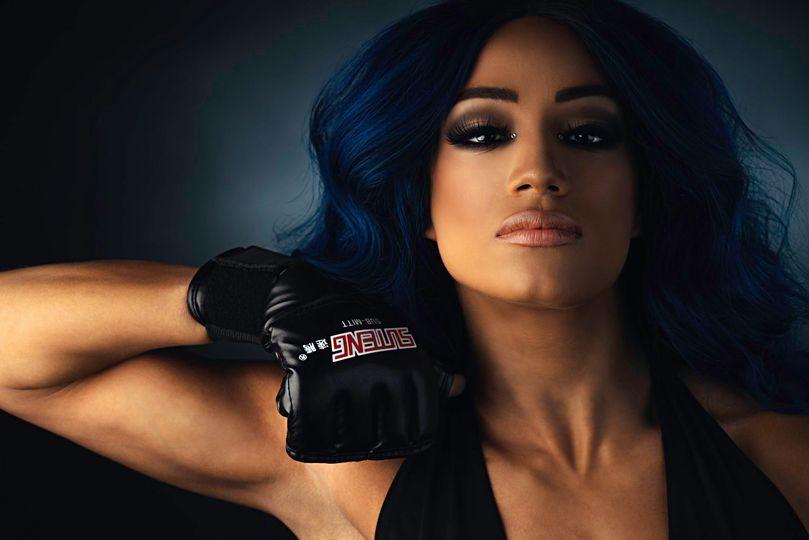 Sasha Banks WWE Undertaker Photoshoot (7)