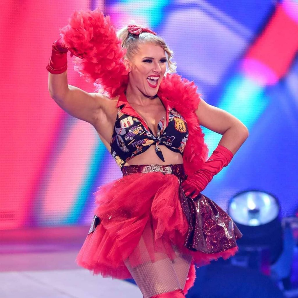 Lacey Evans WWE Instagram Images