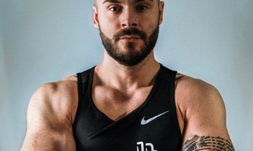 Joss Garnier Fitness App